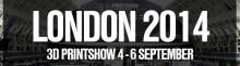 3DPrintShow London 2014