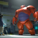 Big Hero 6 : Baymax avec son armure