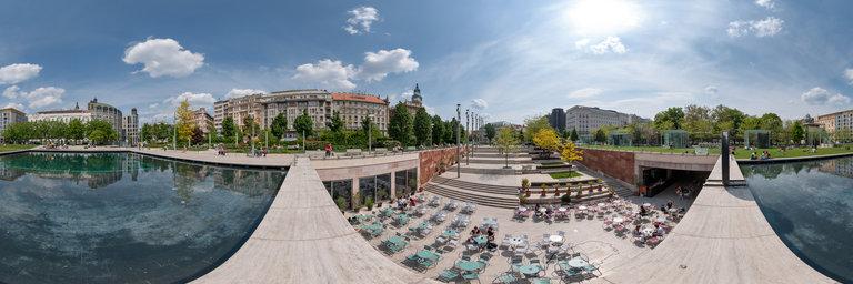 Erzsébet Square