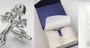 bijoux imprimés en 3D La Poste