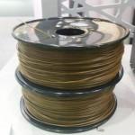 Bobines de filaments de paille