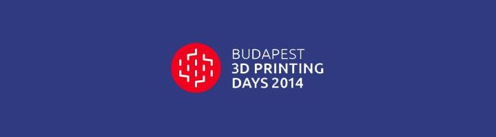 Budapest 3D Printing Days 2014