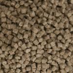 granules de pailles de céréales