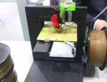 imprimante 3D avec du filament de paille