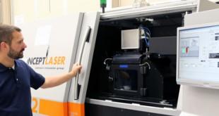 missile imprimé en 3D
