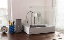 L'imprimante 3D MOD-t sur un bureau