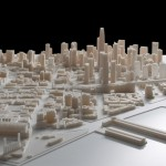 La ville de San Francisco imprimée en 3D
