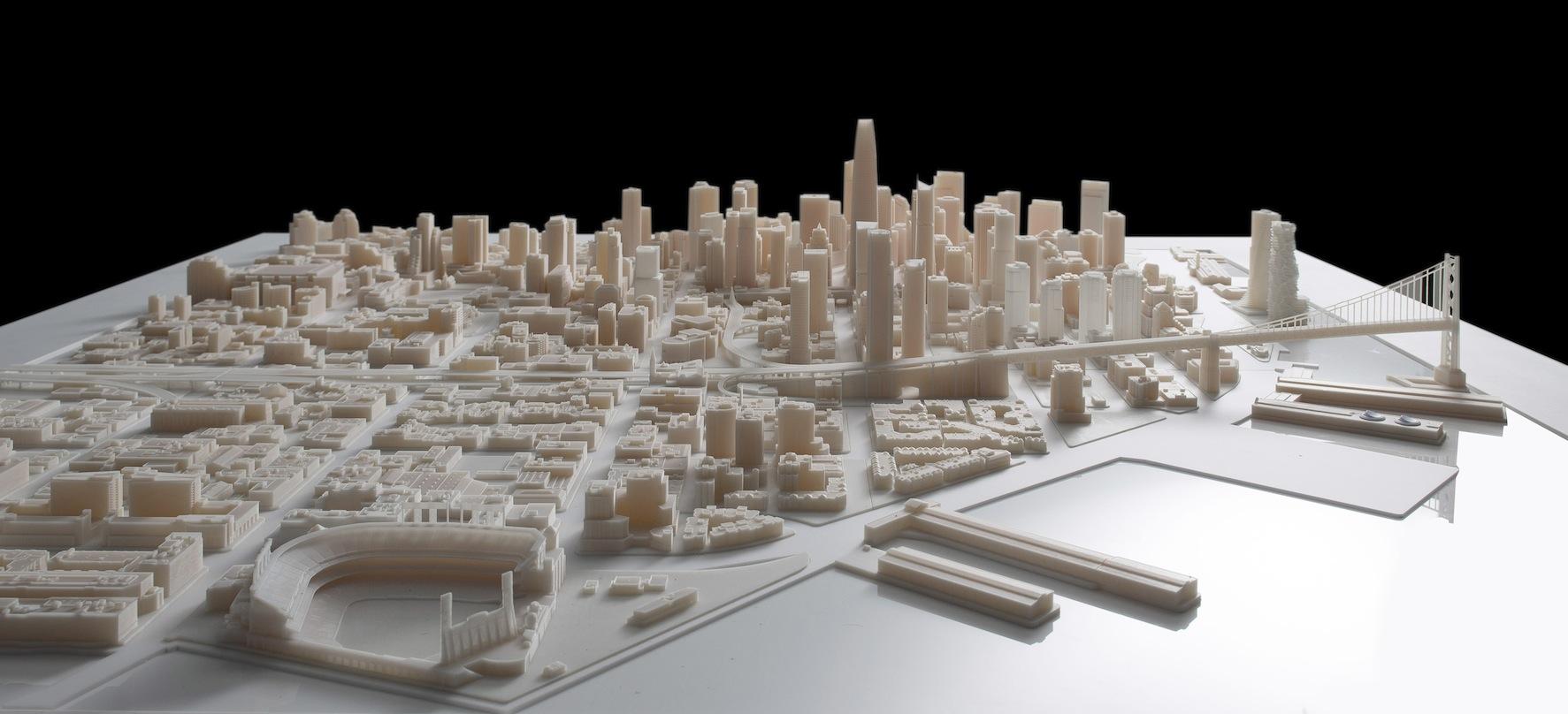 L 39 impression 3d au service de l 39 immobilier et de l 39 urbanisme - Immobilier san francisco ...
