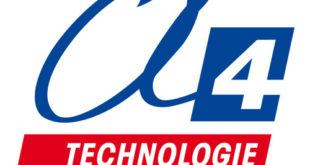 A4 Technologie logo société imprimante 3D