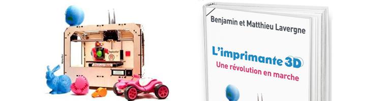 imprimante 3d livre