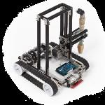 Robot imprimante 3d Minibuilder fondation