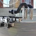 Robot imprimante 3D Minibuilder chauffage