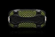Sac de football Nike imprimé en 3D vu de dessous