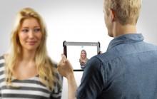 Scan 3D de personne avec Cubify iSense