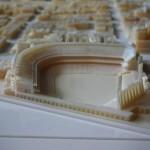 Stade de baseball de San Francisco imprimé en 3D