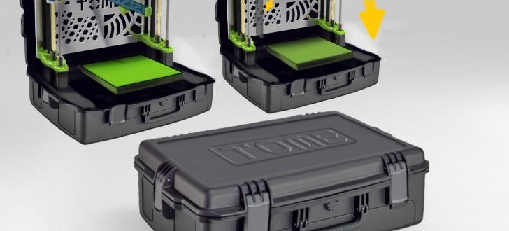 tome imprimante 3d portable