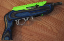 3D Ruger Charger