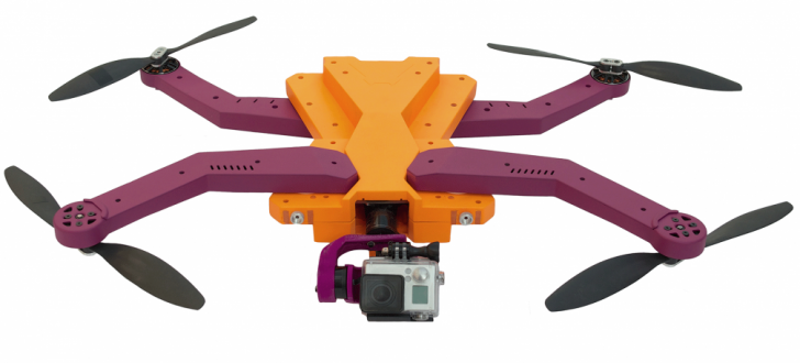 AirDog 3D Printed