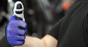 Pouce imprimé en 3D pour les ouvriers BMW