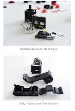 Electronique et pièces OpenReflex