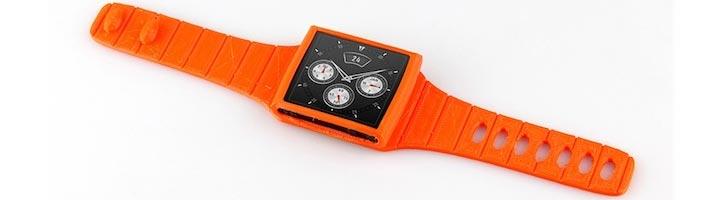 imprimer 3D montre connectee smartwatch iWatch