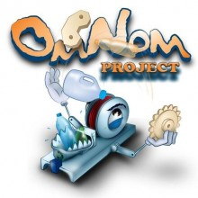 omnom project logo