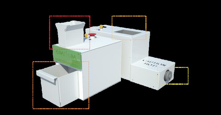 recycler le plastique pour faire du filament d 39 imprimante 3d. Black Bedroom Furniture Sets. Home Design Ideas