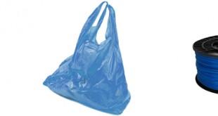 recyclage plastique imprimante 3d