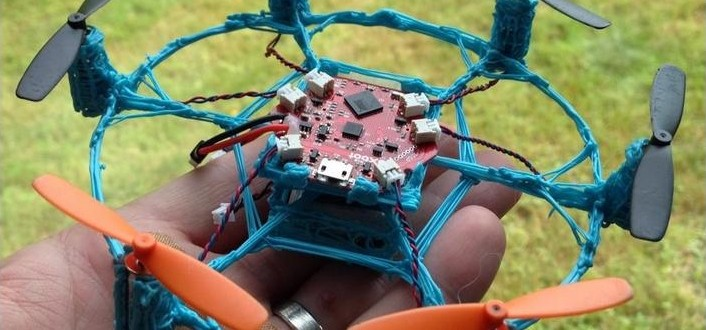 3Doodler drone hexacopter main