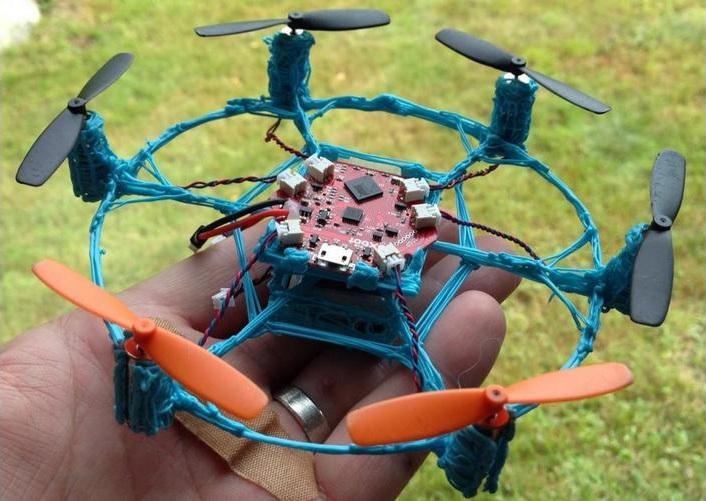 3Doodler drone hexacopter main