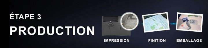 Création d'un objet de communication en 3D - étape 3