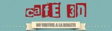 Cyber Café 3D bannière