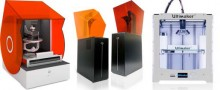 Des imprimantes 3D à la pointe de la technologie