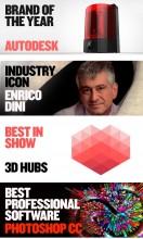 photo awards 3DPrintshow London 2014