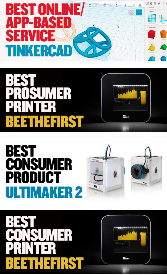 photo awards 3DPrintshow London 2014
