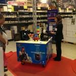Stand découverte de l'impression 3D à Carrefour les Ulis (91)