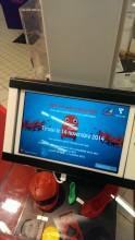 5 imprimantes 3D UP! Mini à gagner via ce concours sur tablette iPad