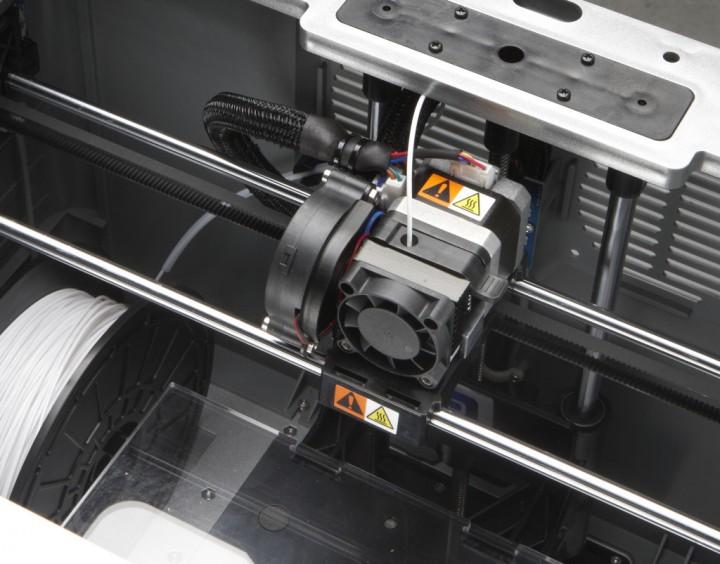 Extrudeur de l'imprimante 3D Dremel Idea Builder