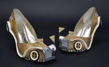 Les chaussures voiture imprimées en 3D