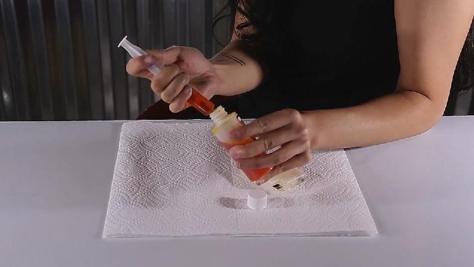 fabriquer l 39 imprimante 3d de maquillage mink. Black Bedroom Furniture Sets. Home Design Ideas