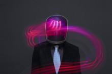 Casque à LED Daft Punk imprimé en 3D