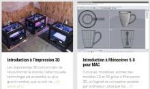 formation ici montreuil imprimante 3D