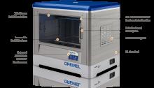 Caractéristiques de l'imprimante 3D Dremel Idea Builder