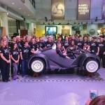 photo video Strati premiere voiture roulante imprimee en 3D