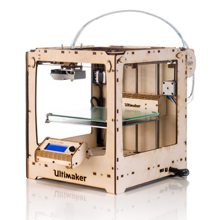 imprimante 3d ultimaker original caract ristiques prix test. Black Bedroom Furniture Sets. Home Design Ideas