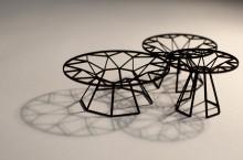 Collection GEMMA imprimée en 3D
