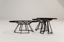 Lot de tables luxueuses GEMMA