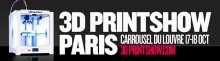 3D PrintShow Paris 2014
