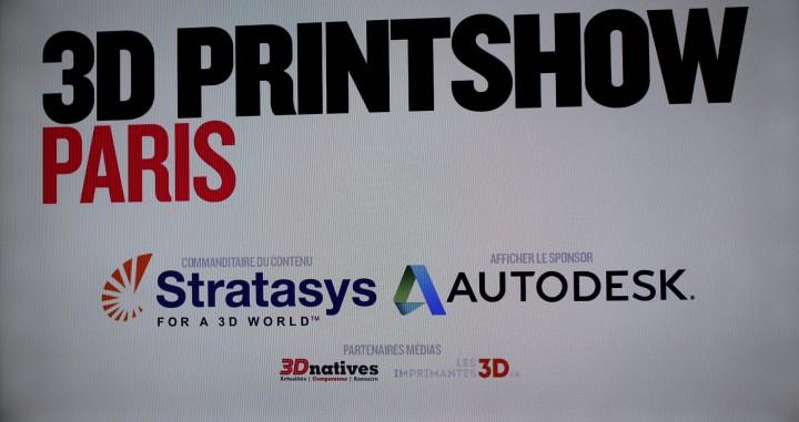 Partenaires médias 3D Printshow 2014