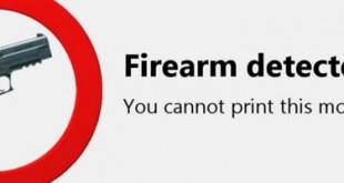 interdit d'imprimer une arme à feu en 3D